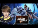Dendi (Mirana) - Na`Vi vs. Virtus.pro @ 1/1, DreamLeague Season 1