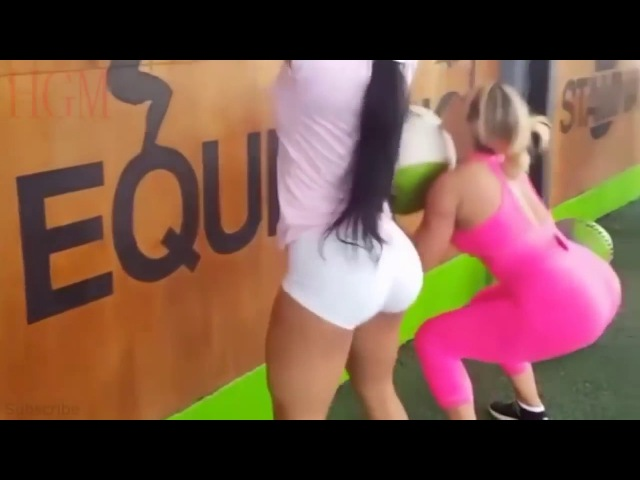 Bỏng Mắt Với Hot Girl TG Tập Gym Khiến Bạn Muốn đến Phòng Gym Ngay
