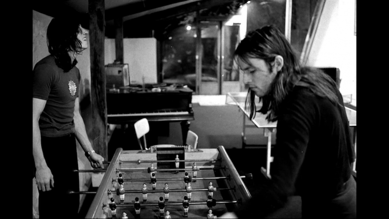 Pink Floyd – Wot's… Uh The Deal With Recording Session Photos – Recording Obscured By Clouds, Château D'hérouville, France, 23-2