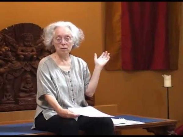 Nerve Reversal and Healing with Bonnie Bainbridge Cohen