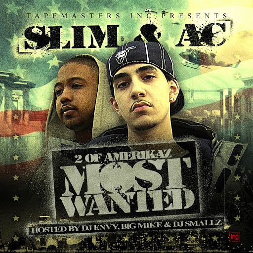 AC альбом 2 of Amerikaz Most Wanted ( Hosted by DJ Envy, Big Mike & DJ Smallz )