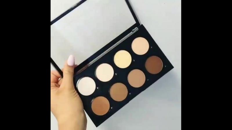 Beauty Bar   Косметика Донецк Декоративная косметика NYX Professional Makeup Highlight Contour Pro Palette