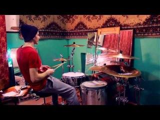 Artyom Volkov - LOUNA - Мама (Drum Cover)