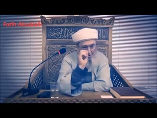 Ahmet Topal Hoca Oy Kullanma Yaratıcana Şirk Koşma