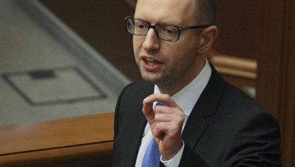 Яценюк: прожиточный минимум на Украине в 2014 году составит $108