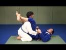 Roger Gracie armbar vs posture in triangle