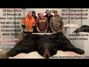 30 Bear arrowed in 21 minute Bear Bow Kill Compilaton @ Bear Trak bow kills Rage Broad heads!