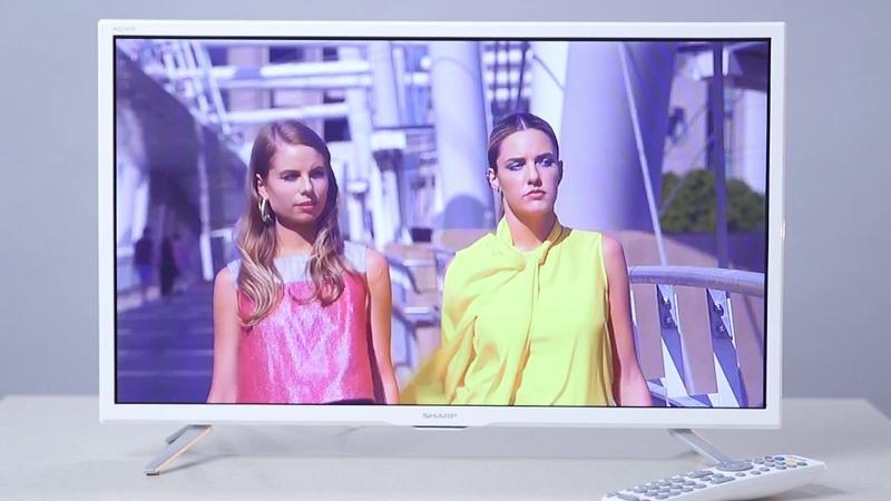 Обзор телевизора Sharp LC-24CHG5112EW