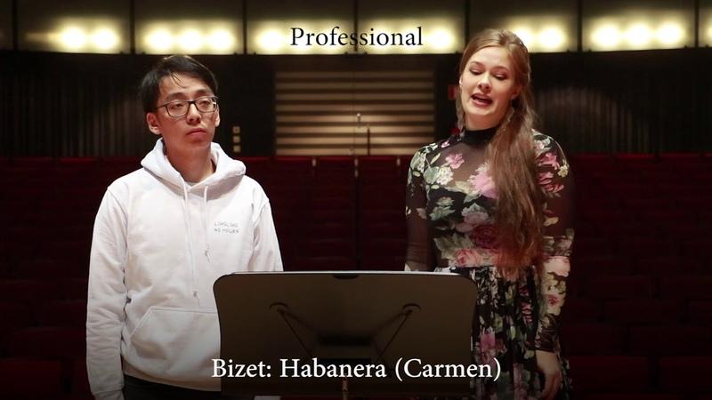Professional Vs Beginner Opera Singer