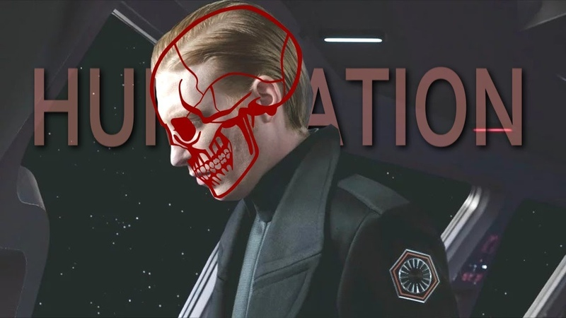 Humiliation Armitage Hux