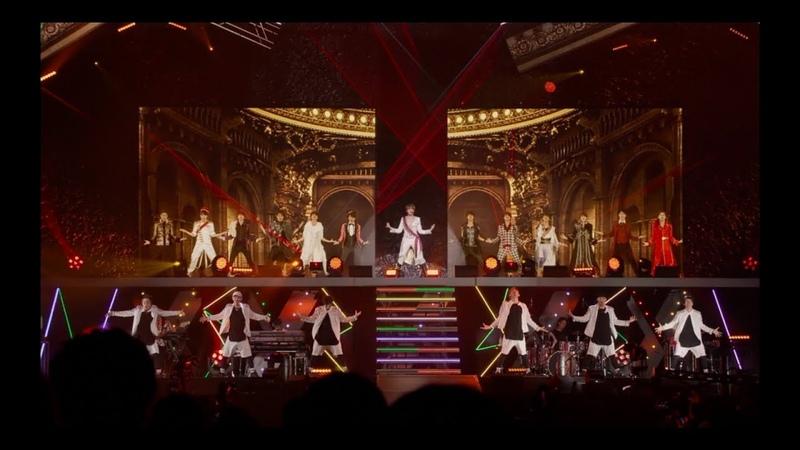 宮野真守「MAMORU MIYANO ARENA LIVE TOUR 2018 ~EXCITING!~」より「Magic」