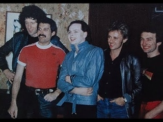 Gary Numan (with Roger Taylor) - Moral (Extended Version)