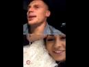 Иван Барзиков и Лера Фрост в прямом эфире 17.09.2018.