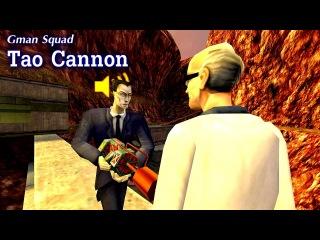 The Gman Squad Re-mastered (Half-Life machinima) 2012