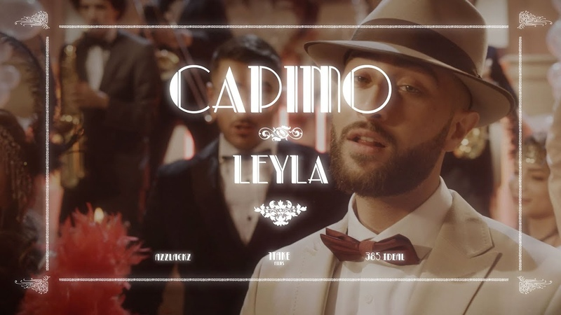 Nimo Capo - LEYLA (prod. von PzY) [Official 4K Video]