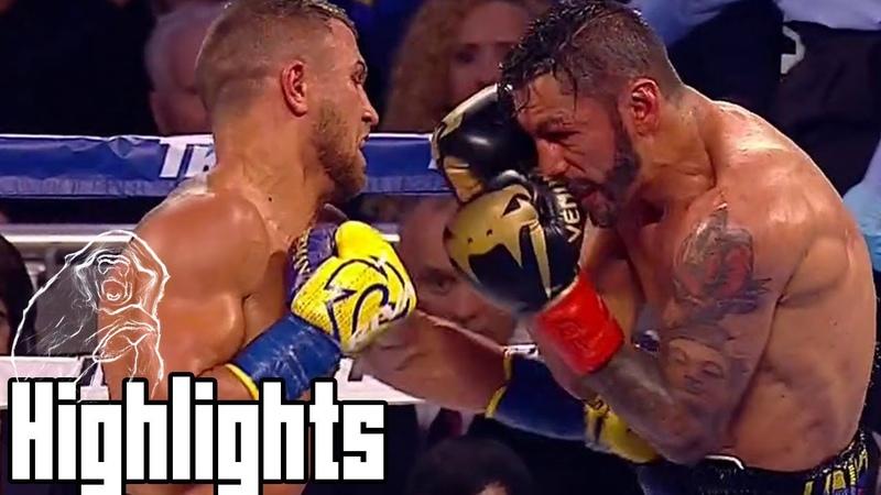 Vasyl Lomachenko vs Jorge Linares | Offensive Highlights HD