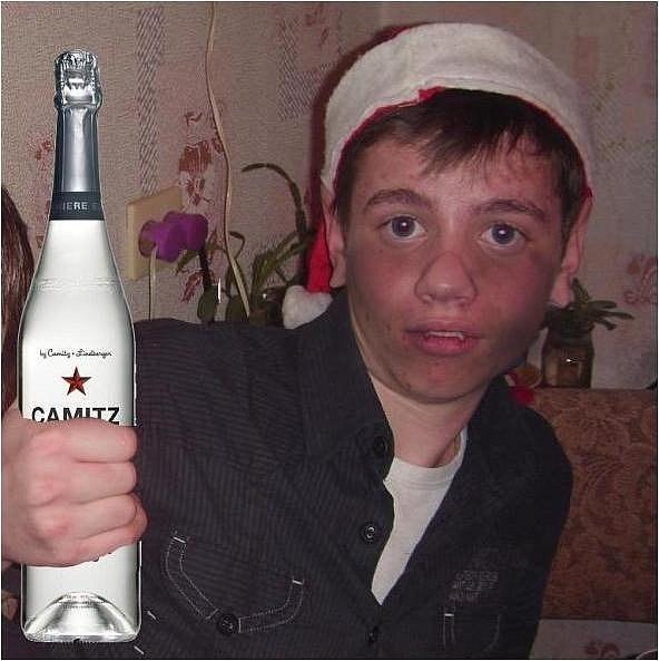 Пьяное фото мужиков