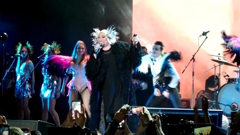 Шура Отшумели летние дожди концерт в Glavclub Green Concert 25 01 2019