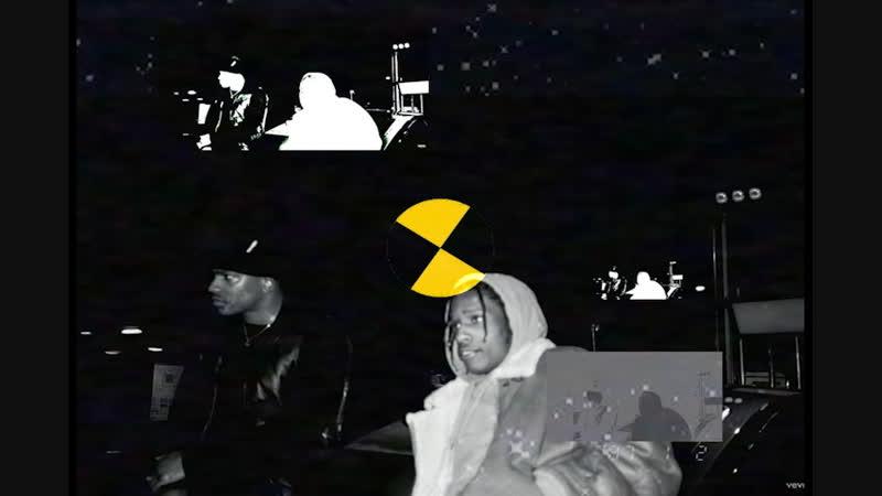 A$AP ROCKY — «Shittin Me»