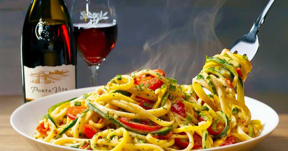 Самая популярная итальянская еда