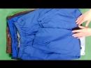 БРОНЬ! Спортивные штаны №1 (10 кг, 599 руб\кг, 36 шт, 166 руб\шт)