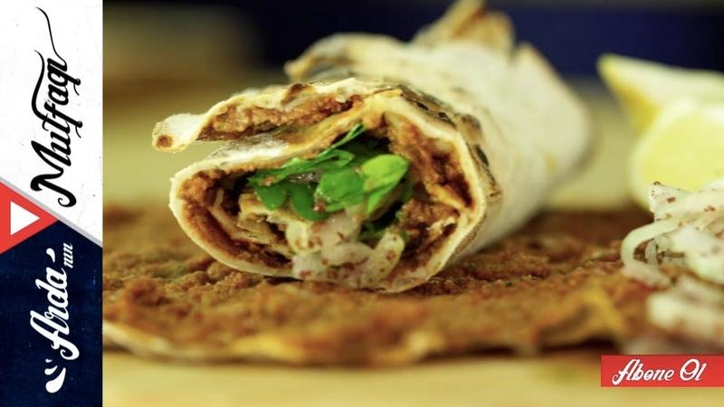 Evde Kolay Lahmacun Nasıl Yapılır Lahmacun Tarifi Arda'nın Mutfağı