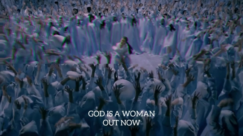 God is a woman out now