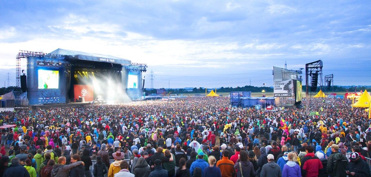 Лучшие метал-фестивали 2017: nova rock