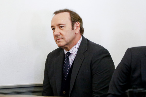 Кевин Спейси отказался в суде признать вину