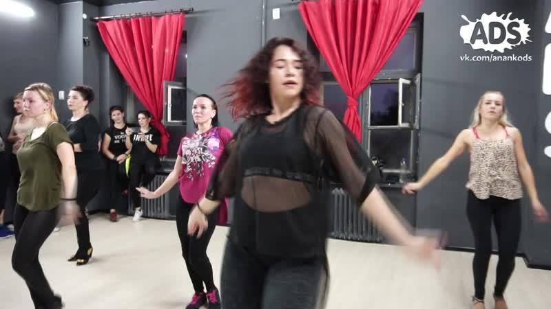 ANANKO DANCE SCHOOL_Choreo by Alina Milevskaya_Peligroso (NK)