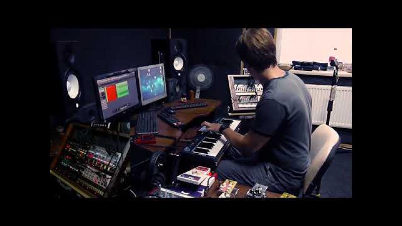 Korg Volca Beats, Bass, Keys, FM, Kaoss Pad Mini KP, EtherPad Jam 04