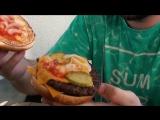 [Макс Брандт] Макдоналдс в Америке / Еда для туристов и бомжей Лос Анджелеса