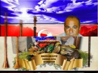 Azeri Abuzer Guleliyev zurna heyva gulu
