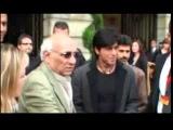 RITZ Shahrukh Khan yash chopra rani mukerje Preity Zinta Bollywood Week end 2006 indevoyage