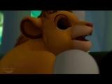 Keyfeathers - Male man + Simba (long)