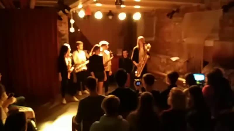 Salvatore band и джаз-клуб Хамелеон! Это 🔥