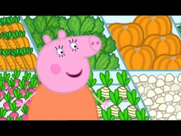 Peppa Pig Series 1 Episode 41 Shopping