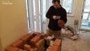 Как сложить колпаковую отопительно варочную печь с футеровкой