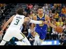 Golden State Warriors vs Utah Jazz - Full Game Highlights Oct 19, 2018 NBA 2018-19