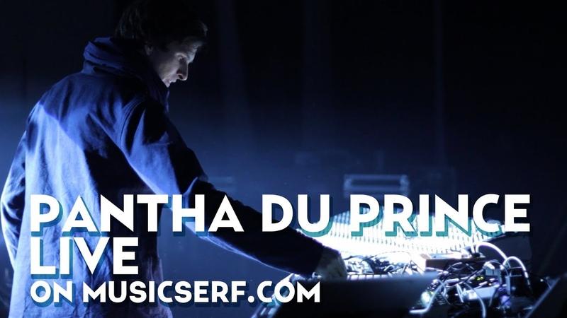 PANTHA DU PRINCE Live (Saint-Petersburg, Russia)