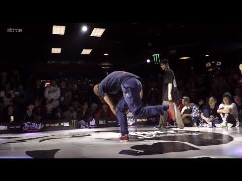 Red Bull BC One All Stars vs Found Carnival .stance FREESTYLE SESSION 2018