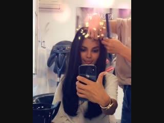 maria_official_bulgariaThank you⭐️ @fifi_milena__hairstyles