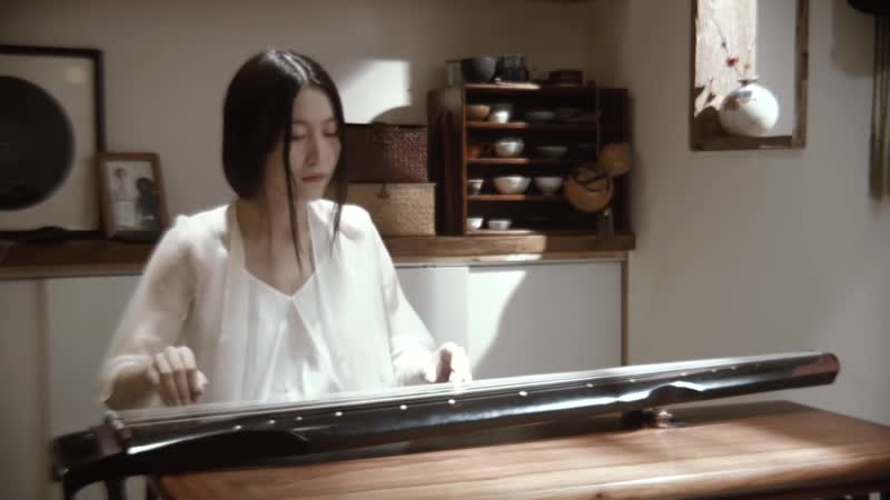 GuQin_Ending song of the Chinese drama Ashes of Love