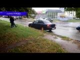 Обзор аварий. ДТП в Советском районе, погиб пешеход. 18.09.2018