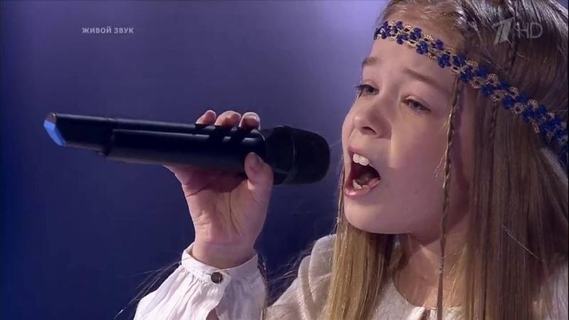 Сабиров, Сиринько, Пономаренко - Аллилуйя (Голос дети 2016)