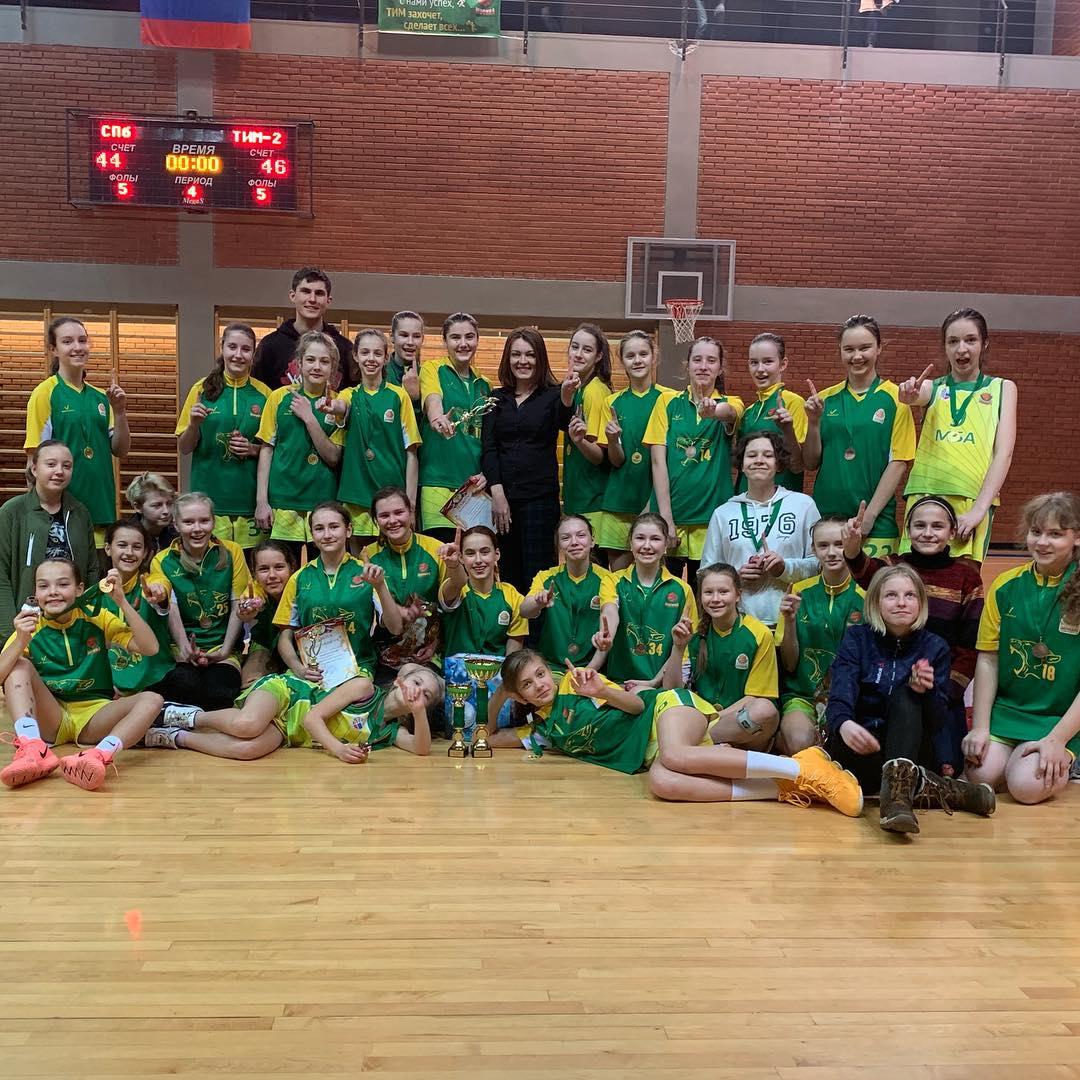 В «Тимирязевской» определились призеры турнира «Зимняя Москва»