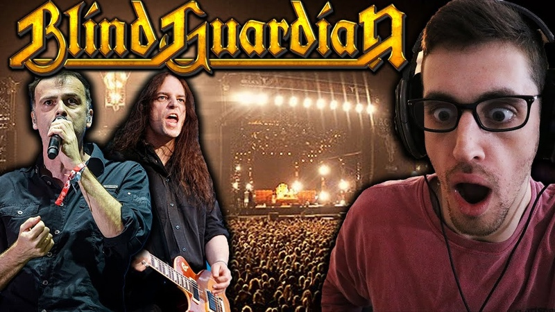 Hip-Hop Head REACTS to BLIND GUARDIAN - The Bards Song Valhalla (Live at Wacken)