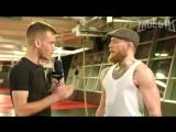 Большое интервью Конора Макгрегора перед боем против Хабиба на UFC 229