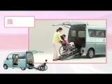 Рекламный видеоролик о Suzuki Every, используемые в компании InCar.