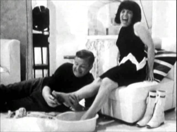 Benny Hill - 'The Knock' Film
